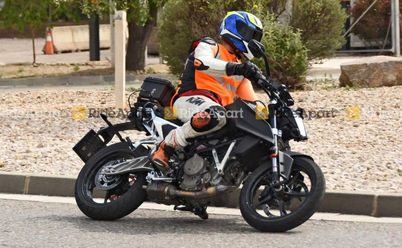 The 2022 KTM 390 Duke is likely to get comprehensively updated