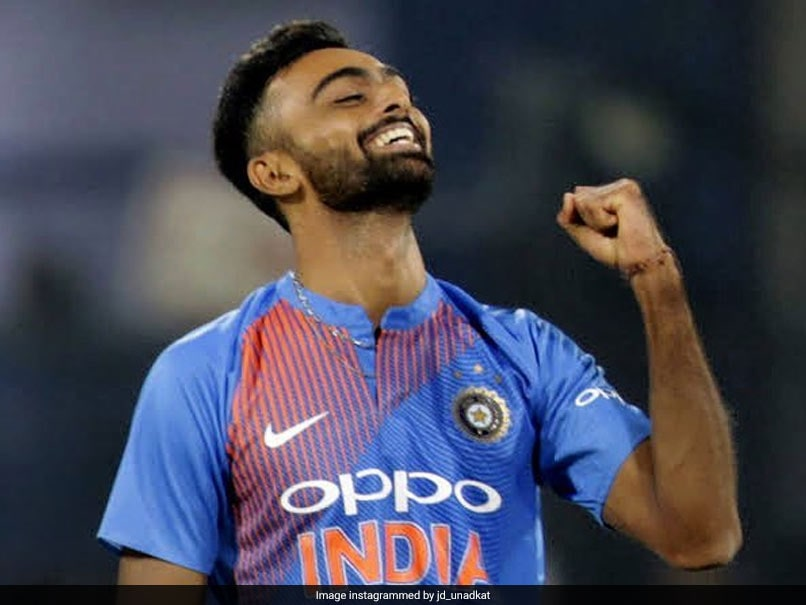 Will Be At My Prime In Next 3-4 Years, Hopes Pacer Jaydev Unadkat