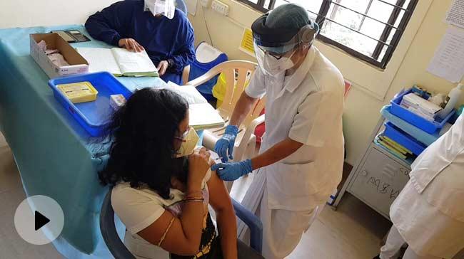 Coronavirus Vaccination   Delhi halts vaccination for 18-44 age group – दिल्ली में कोरोना वैक्सीन की कमी, 18+ का टीकाकरण बंद वीडियो – हिन्दी न्यूज़ वीडियो एनडीटीवी ख़बर