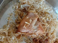Telangana Minister Gets Complaint About Biryani. Then A Dig From An MP