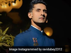 TV Actor Ravi Dubey Tests Positive For COVID-19