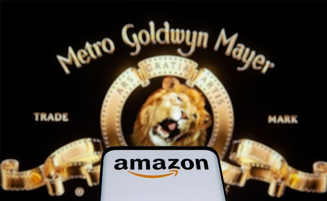 Amazon To Buy MGM Studios For $8.45 Billion Amid Streaming War: Report