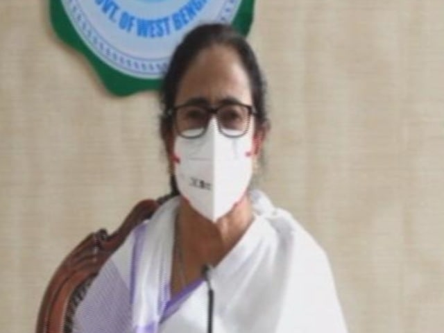 Video : 'Government Not 24 Hours Old, But...': Mamata Banerjee On Central Team