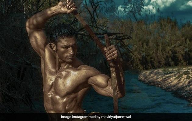 Actor Vidyut Jammwal Among 'World's Top Martial Artists.' His Reaction