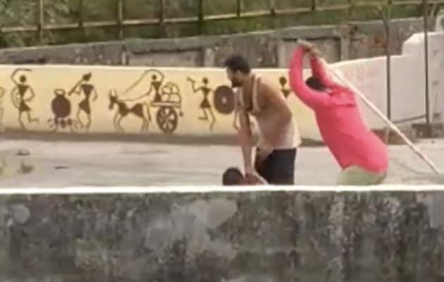 On Camera, Madhya Pradesh Man Beaten To Death Over Land Dispute