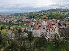 Dracula's Castle In Romania Lures Visitors With Free Covid Vaccine Shots