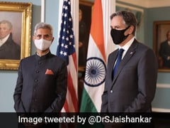 Discussed India-China Border Situation, Afghanistan With S Jaishankar: Top US Diplomat