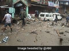 Several Shops, Houses Still Buried Under Debris After Chamoli Cloudburst