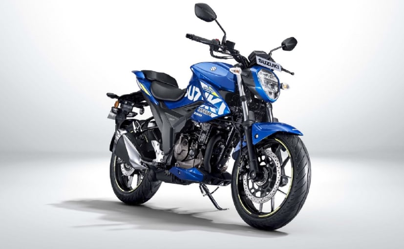 Suzuki Motorcycle India reports sales of over 77,000 units in April 2021