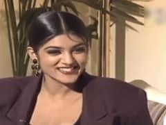 Viral: Sushmita Sen, All Of 18, Preps For UN Speech In Old Clip