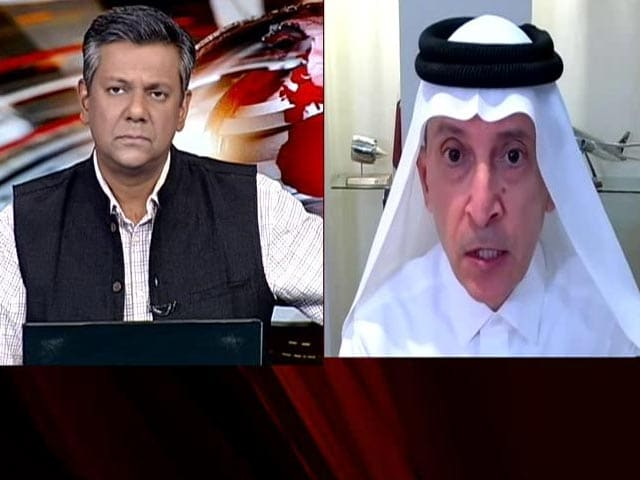 Video : Qatar Airways To Ship Medical Supplies To India
