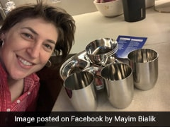 '<i>The Big Bang Theory</i>' Actor's Post On Steel Utensils Has <i>Desi</i> Twitter Abuzz