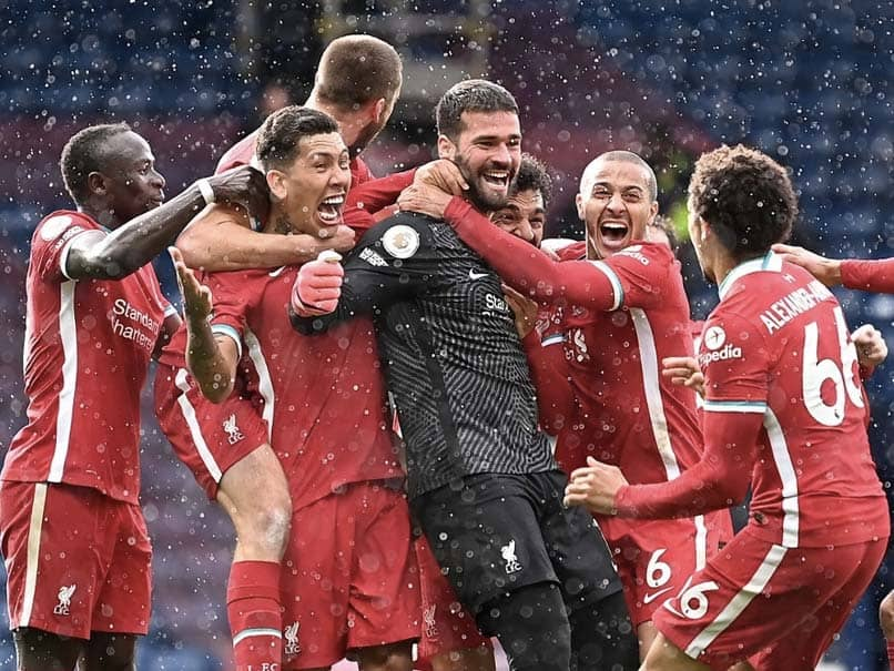 Premier League: Liverpool Goalkeeper Alisson Becker Scores Winner At West Brom To Keep Champions League Hopes Alive