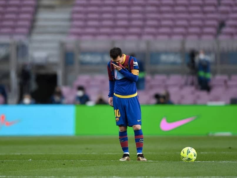 Lionel Messi To Miss Barcelonas Last Match Of The Season To Rest Ahead Of Copa America
