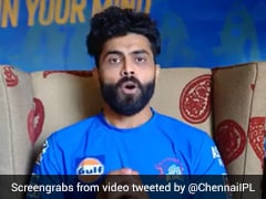 "Watch: Ravindra Jadeja Urges Fans To ""Come Together"" To Battle COVID-19 Pandemic"