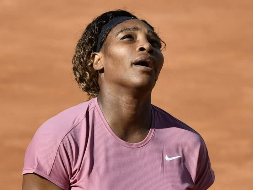 Serena Williams Crashes Out In Second Round In Parma