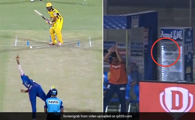 IPL 2021: बुमराह की गेंद पर रायुडू ने छक्का जड़ तोड़ा मुंबई इंडियन्स का फ्रिज, डर गए पीयूष चावला – देखें Video