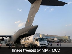 42 Air Force Transport Aircraft Deployed In Covid Relief Work