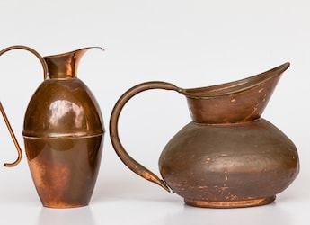 5 Best Copper Bottles And Jugs For Storing Water