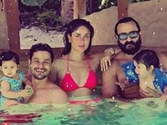 Kareena Kapoor's Birthday Wish For Brother-In-Law Kunal Kemmu Is A Promise About This Pic