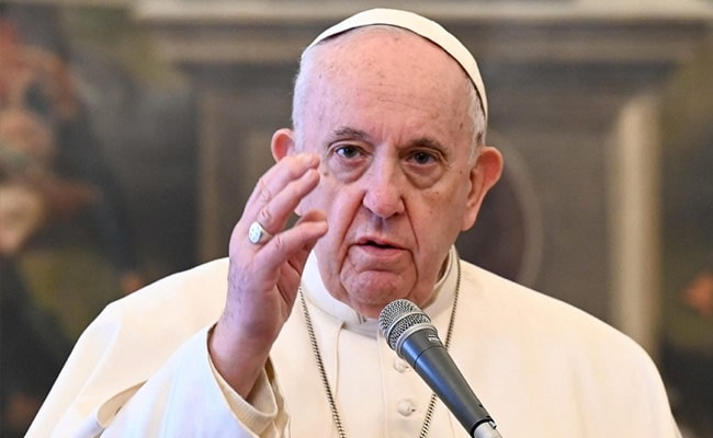 Pope Francis In Hospital For 'Scheduled Surgery' On Colon