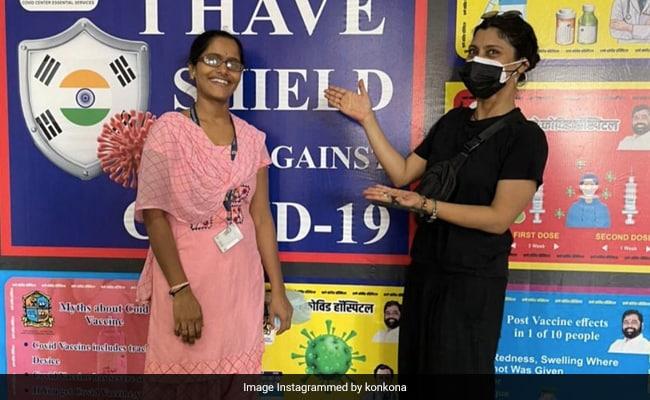 Konkona Sen Sharma Gets her Shot, Shares Tips On Booking Vaccine Slot