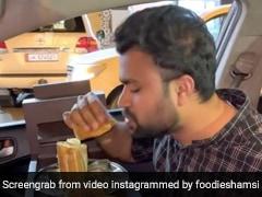 Harsh Goenka Shares Video Of Drive-And-Dine Restaurant, Twitter Approves
