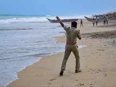 Prepare For Worst-Case Scenario: Disaster Response Force On Cyclone Yaas