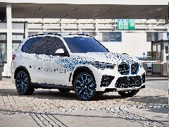 BMW To Introduce Hydrogen Fuel Cell Powered X5 In 2022
