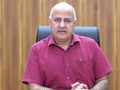 """Bharatiya Jhagda Party"": Manish Sisodia's Dig Amid Ration Scheme Row"