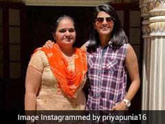 India Cricketer Priya Punia's Mother Dies Of COVID-19