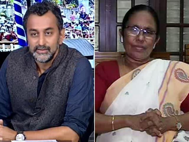 "Video : ""Historic"": Kerala Minister KK Shailaja On Left Front's Win"