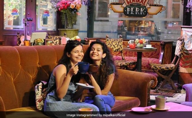 Here's What Mithila Palkar Posted After The F.R.I.E.N.D.S Reunion. Wait, Is That Central Perk?