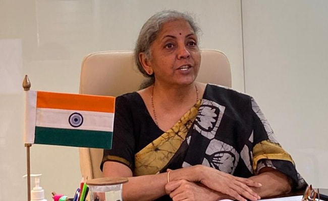 Nirmala Sitharaman Flags Glitches On New Tax Site, Tags Nandan Nilekani