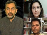 """Video : """"No Investigation, Only Intimidation"""": Priyanka Chaturvedi On Cops At Twitter Office"""