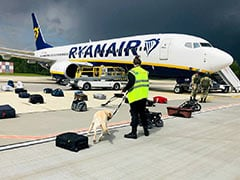 """""""You Have Bomb On Board,"""" Belarus Told Pilot Of Diverted Ryanair Plane"""