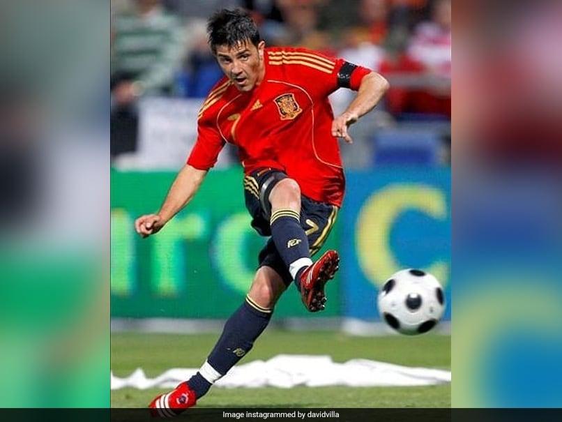 Odisha FC Appoint Spains David Villa As Head Of Global Operations
