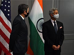 S Jaishankar, US Counterpart Discuss Covid, Indo-Pacific Situation