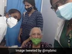 102-Year-Old's Mumbai Vaccine Story Is Reason We Should All Go Get Jabbed