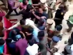 Case On Hyderabad Covid Victim's Family For Livestreamed Doctor Assault