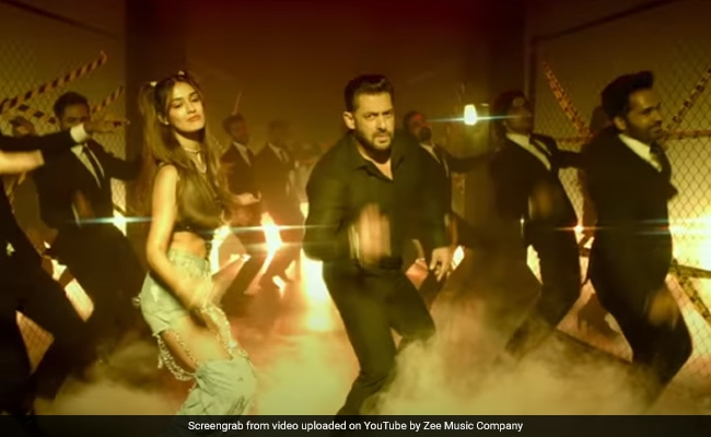 Radhe Title Track Released Salman Khan Disha Patani Radhe Your Most Wanted Bhai – Radhe Title Track: राधे का टाइटल ट्रैक रिलीज, सलमान खान का दिखा जबरदस्त स्वैग