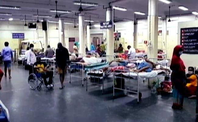 Tamil Nadu: Corona Patients Attendants Risk Becoming Super Spreaders, Government Strict Instructions – तमिलनाडु में COVID मरीजों के अटेंडेंट बढ़ा रहे हैं कोरोना का खतरा, सरकार ने अस्पतालों को दी सख्त हिदायत