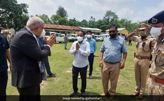 """""""Shameful Bengal Citizens Taking Shelter In Other States"""": Governor"""