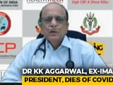 "Video : ""Show Must Go On"": Doctor Who Died Of Covid Said In One Of His Last Videos"