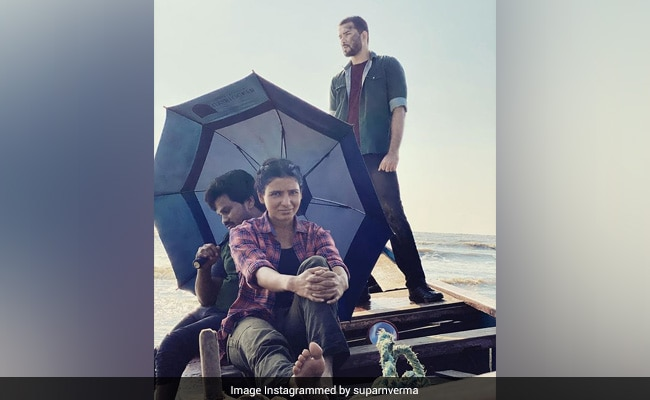 'When Raji And Sajid Came Alive': A 'Special' BTS Pic From The Family Man 2