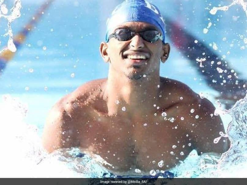 Sajan Prakash Creates History, Becomes First-Ever Indian Swimmer To Make Olympic A Cut