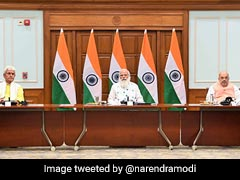 """Remove <i>Dilli, Dil Ki Doori</i>"": 10 Things PM Said At Meet With J&K Leaders"