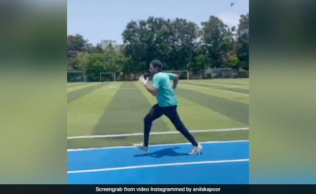 If Anyone Can 'Out Sprint' Problems It's Anil Kapoor