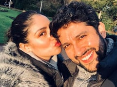 """Aftab Shivdasani's Anniversary Wish For Wife Nin Dusanj Is All About """"Love, Happiness And Bliss"""""""