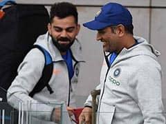 "Rashid Khan Sums Up Virat Kohli In ""One Word"", Hails MS Dhoni Too"